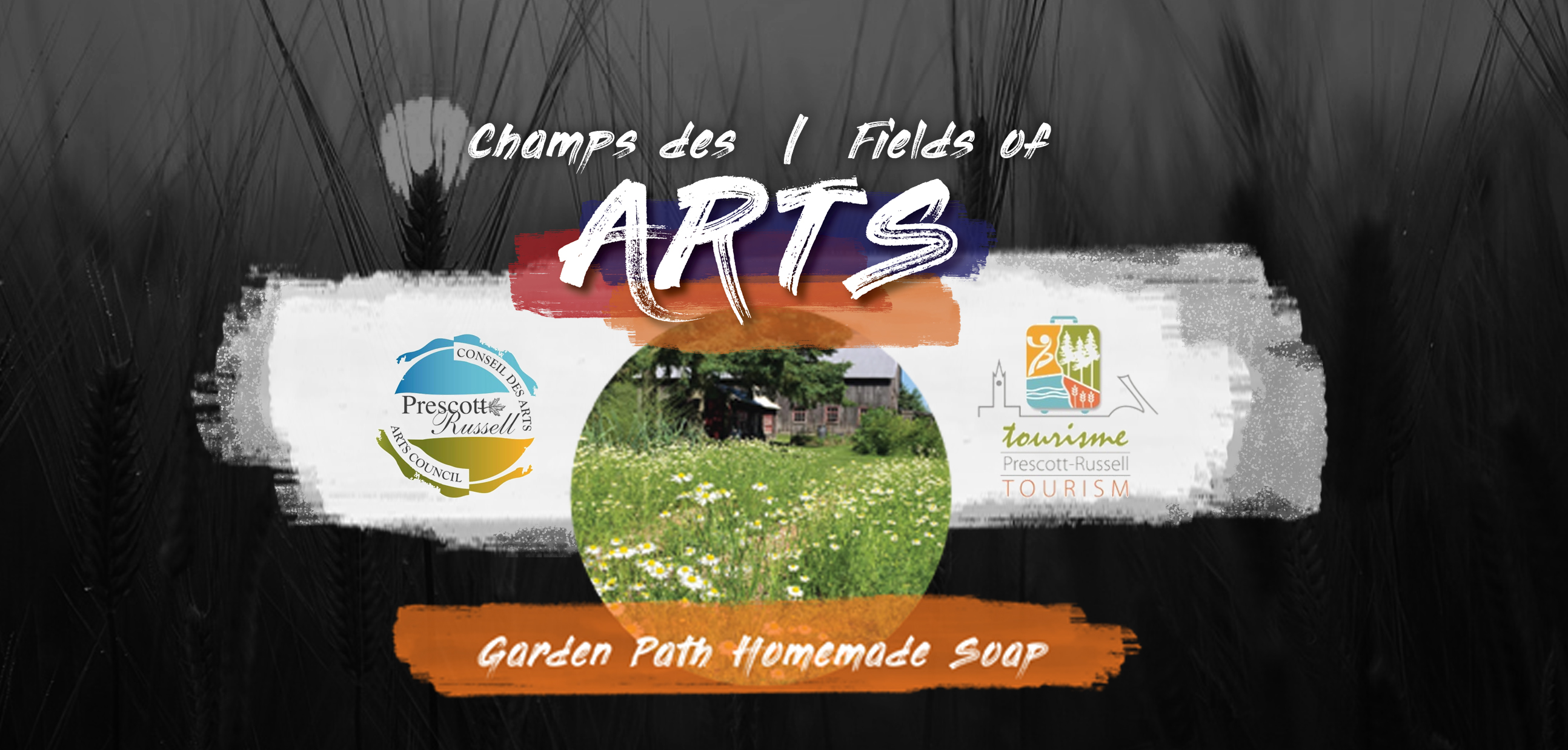 Field of Arts GardenPath